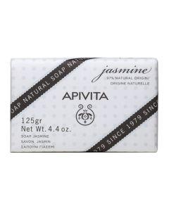Apivita Natural Soap Σαπούνι Γιασεμί 125Gr