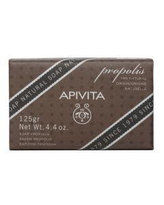 Apivita Natural Soap Σαπούνι Με Πρόπολη 125gr