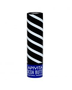Apivita Limited Edition Lip Care Βούτυρο Κακάο SPF20 4.4gr