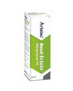 Bausch & Lomb Artelac Nasal Ectoin Allergy Spray 2% Ρινικό Σπρέι για την Αλλεργία 20ml