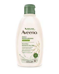 Aveeno Daily Moisturising Body Wash Αφρόλουτρο 300ml