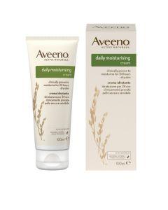 Aveeno Cream Ενυδατική Κρέμα Προσώπου & Σώματος για την Ξηρή Επιδερμίδα 100ml