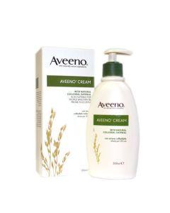 Aveeno Daily Moisturising Cream Ενυδατική Λοσιόν Σώματος 300ml