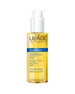 Uriage Bariederm Cica-Oil Λάδι Για Ραγάδες 100ml