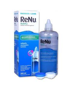 Bausch & Lomb Renu Multiplus Διάλυμα Φακών Επαφής 360ml