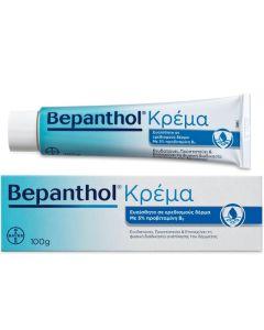 Bepanthol Κρέμα Ανάπλασης Κι Ενυδάτωσης Για Δέρμα Ευαίσθητο Σε Ερεθισμούς 100gr