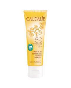 Caudalie Anti-Wrinkle Face Suncare Αντιρυτιδικό Αντιηλιακό Προσώπου Spf50 50ml
