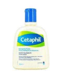 Cetaphil Απαλό Καθαριστικό Προσώπου & Σώματος 250ml