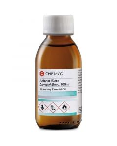 Chemco Essential Oil Rosemary Αιθέριο Έλαιο Δεντρολίβανο 100ml