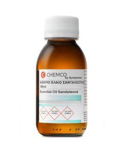 Σύνδεσμος Chemco Αιθέριο Έλαιο Σανδαλόξυλο 100ml