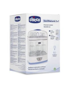 Chicco Αποστειρωτής Sterilnatural 2 Σε 1 1τμχ
