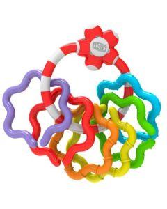 Chicco Χρωματιστοί Δακτύλιοι 3m+ 1τμχ