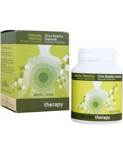 Pharmaq Mastiha Therapy Συμπλήρωμα Μαστίχας Χίου 350Mg 90 Caps
