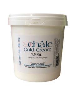 Chale Cold Cream Υδρόφιλη Βάση Κρέμας 1kg