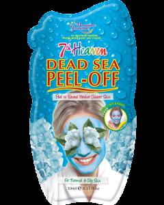 Montagne Jeunesse 7Th Heaven Dead Sea Peel-Off Mask Μαύρη Μάσκα Απολέπισης Με Αλάτι Νεκράς Θάλασσας Για Κανονική & Λιπαρή Επιδερμίδα 10ml