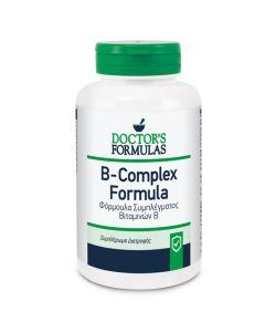 Doctor's Formulas B Complex Συμπλήρωμα Διατροφής 60Caps