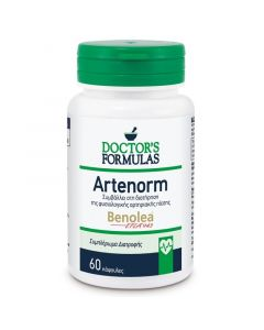 Doctors Formulas Artenorm για τη Διατήρηση της Φυσιολογικής Αρτηριακής Πίεσης 60 κάψουλες