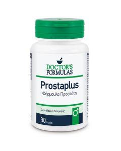 Doctor's Formulas Prostaplus Φόρμουλα Προστάτη 30 Tabs