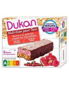 Dukan Γκοφρέτα Βρώμης με Σοκολάτα & Μούρα 120gr