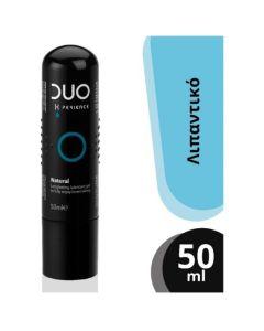 Duo Experience Natural Λιπαντικό Gel 50ml