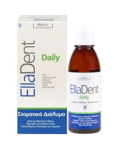 Elladent Daily Στοματικό Διάλυμα Καθημερινής Χρήσης 500ml