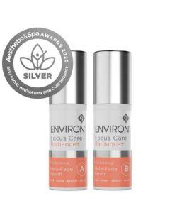 Environ Focus Care™ Radiance+ Vita-Botanical Mela-Fade Serum System 2X30ml