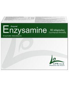 Life N.L.B. Enzysamine Συμπλήρωμα Για Την Υγεία Των Αρθρώσεων 60 Κάψουλες