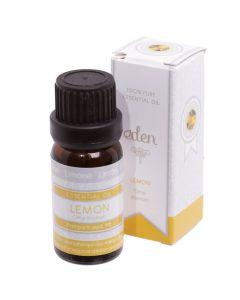 Eden 100% Αιθέριο Έλαιο Λεμόνι 10ml