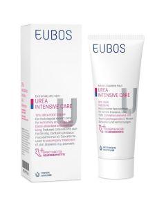 Eubos Urea Intensive Care Κρέμα Ποδιών 10% Urea 100ml | Dpharmacy.gr
