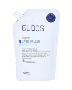 Eubos Liquid Blue Refill Υγρό Καθαρισμού Χωρίς Άρωμα Ανταλλακτικό 400ml