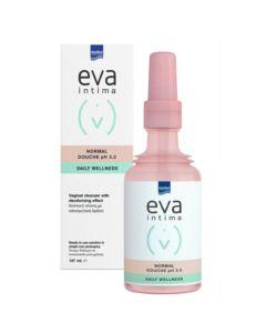 Eva Intima Normal Douche pH 3.0 Κολπική Πλύση Με Αποσμητική Δράση 147ml
