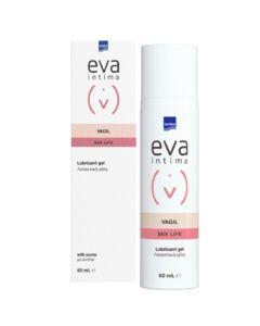 Intermed Eva Intima Vagil Sex Life Λιπαντικό Για Τη Διευκόλυνση Της Σεξουαλικής Επαφής 60ml