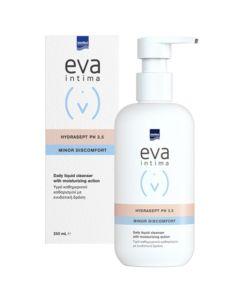 Intermed Eva Intima Wash Hydrasept pH3.5 Υγρό Καθαρισμού Για Την Ευαίσθητη Περιοχή για Γυναίκες με Ξηρότητα & Διαβήτη 250ml