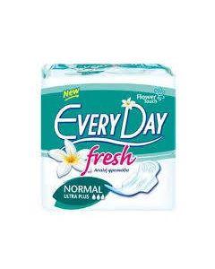 Every Day Fresh Normal Ultra Plus  Σερβιέτες Για Κανονική Ροή 10 τμχ