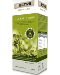 F Ective Herbal Syrup Adults Sugar Free 150ml