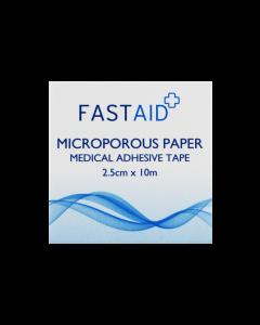 Fastaid Medical Adhesive Tape Αυτοκόλλητη Επιδεσμική Ταινία 2.5cm X 10m
