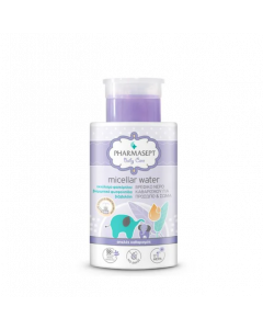 Pharmasept Baby Care Micellar Water Βρεφικό Νερό Καθαρισμού Για Πρόσωπο & Σώμα 300ml