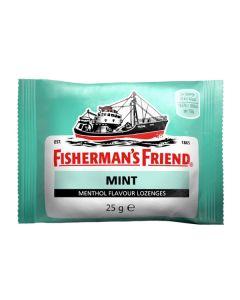 Fisherman's Friend Mint Καραμέλες Με Δυνατή Γεύση Μέντας 25gr