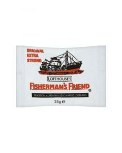 Fisherman's Friend Καραμέλες Original 25gr