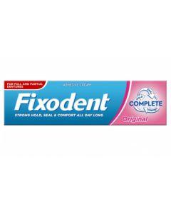 Fixodent Pro Complete Original Στερεωτική Κρέμα για Τεχνητές Οδοντοστοιχίες 47gr