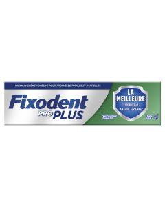 Fixodent Pro Plus Premium Στερεωτική Κρέμα Για Τεχνητές Οδοντοστοιχίες 40Gr