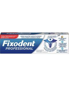 Fixodent Professional Στερεωτική Κρέμα Για Tεχνητές Oδοντοστοιχίες 40gr