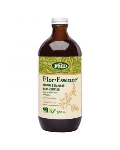 Flora Flor Essence Μείγμα Βοτανικών Εκχυλισμάτων Με Αποτοξινωτικές Ιδιότητες 500ml