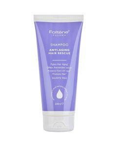 Foltene Pharma Shampoo Anti-Aging Hair Rescue Σαμπουάν Με Αντιγηραντικές Ιδιότητες 200ml