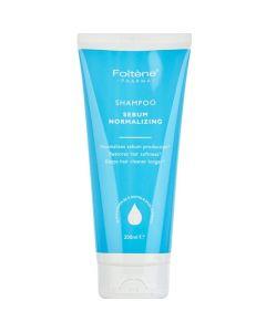 Foltene Pharma Shampoo Sebum Normalizing Σαμπουάν Για Την Απομάκρυνση Του Υπερβολικού Σμήγματος 200ml