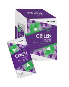 Frezyderm Crilen Wipes 20 Εντομοαπωθητικά Μαντηλάκια 20τμχ