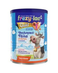 Frezyderm Frezylac Gold 1 Βιολογικό Αγελαδινό Γάλα 400Gr