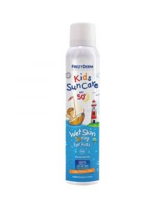 Frezyderm Kids Suncare Wet Skin Spray Spf50+ Αντιηλιακό 200ml