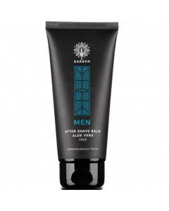 Garden Men After Shave Balm With Aloe Vera Βάλσαμο Ενυδάτωσης Για Μετά Το Ξύρισμα 100ml