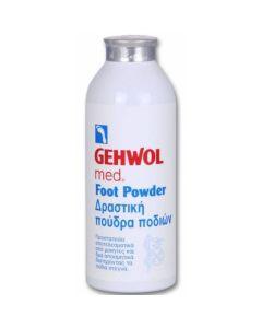 Gehwol Med Foot Powder Δραστική Πούδρα Ποδιών 100Gr